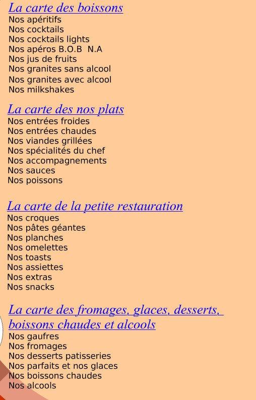 Le feu de bois lens carte menu et photos for Bar belge maison alfort
