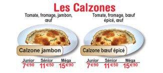maza pizza 224 omer carte et menu en ligne