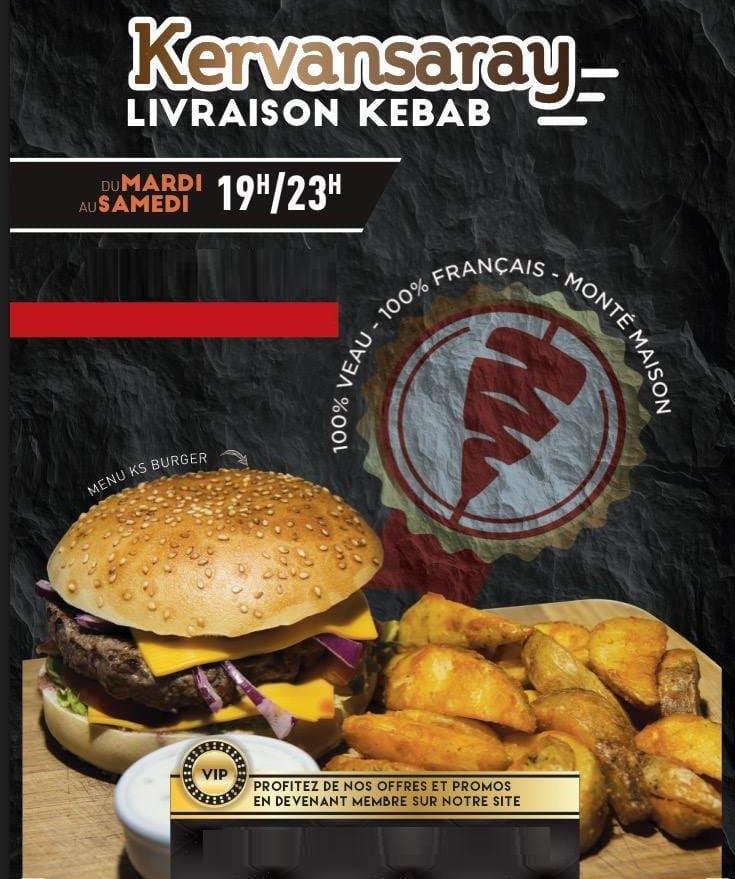 Burger King Clermont Ferrand Carte.Kervan Saray A Clermont Ferrand Carte Menu Et Photos
