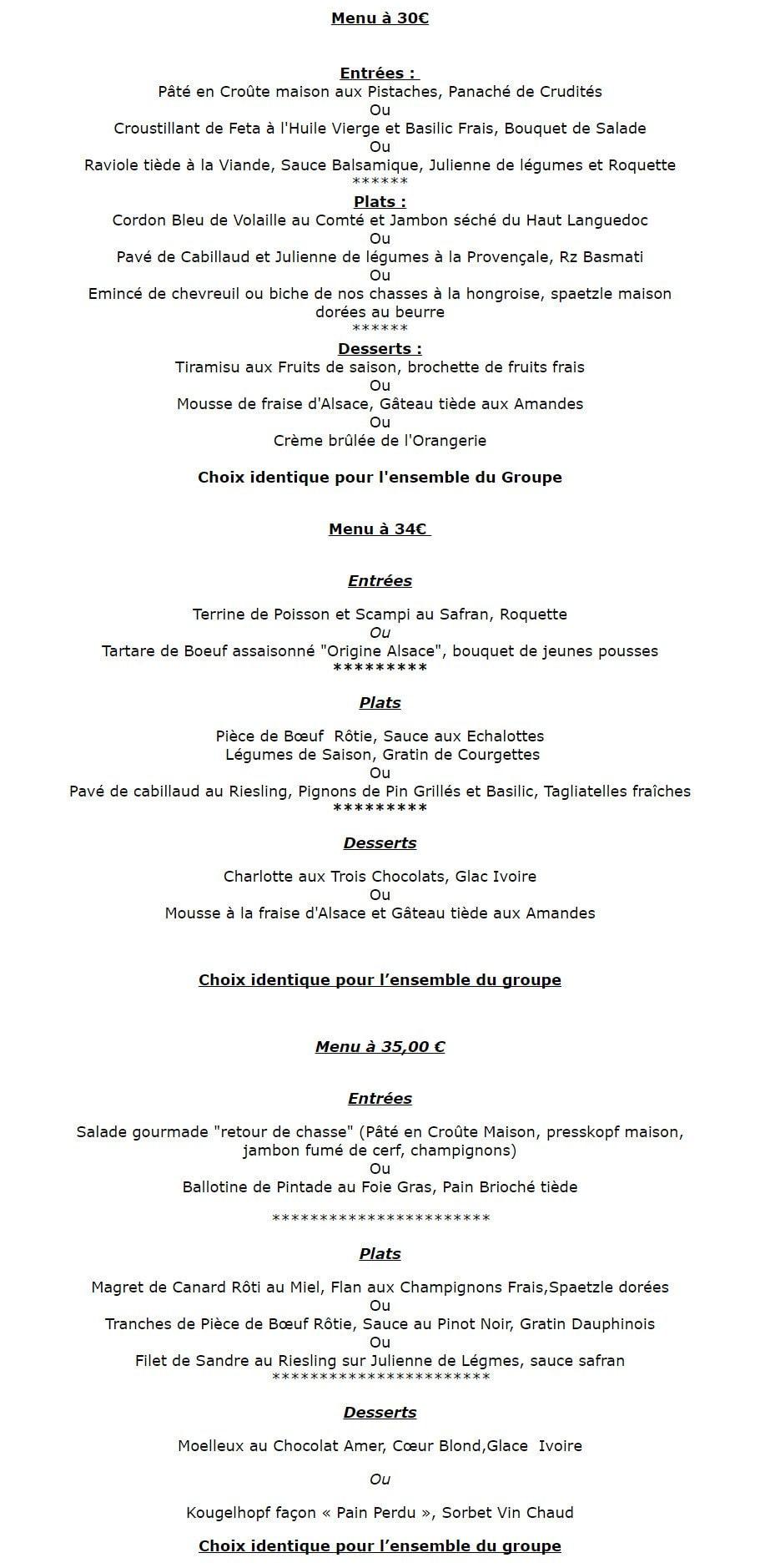 Le jardin de l 39 orangerie strasbourg carte menu et photos - Restaurant jardin de l orangerie strasbourg ...
