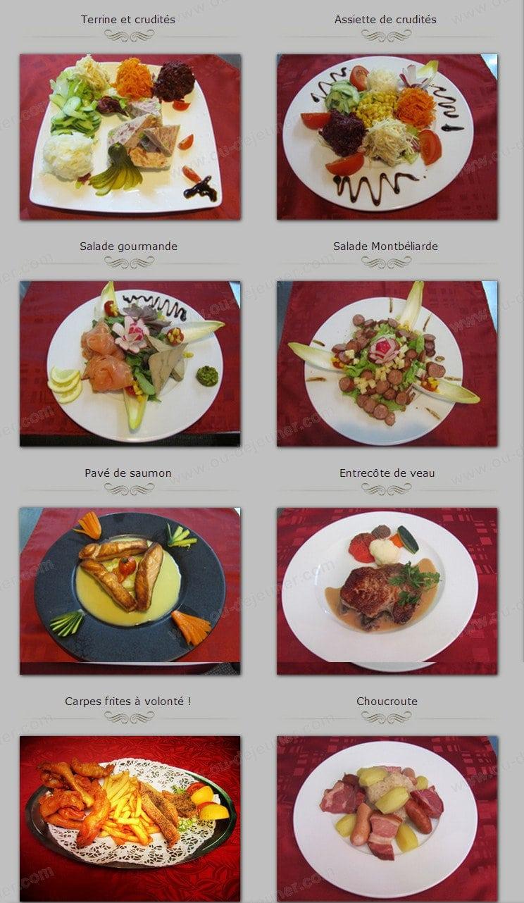 Restaurant Chinois General Menu