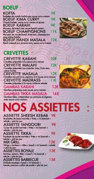 Restaurant Indien Venissieux
