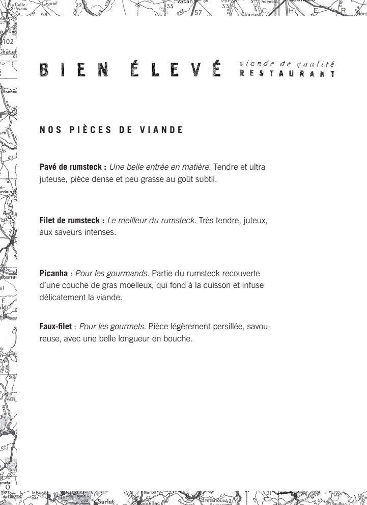 Bien lev paris 9 carte menu et photos for Biens atypiques paris