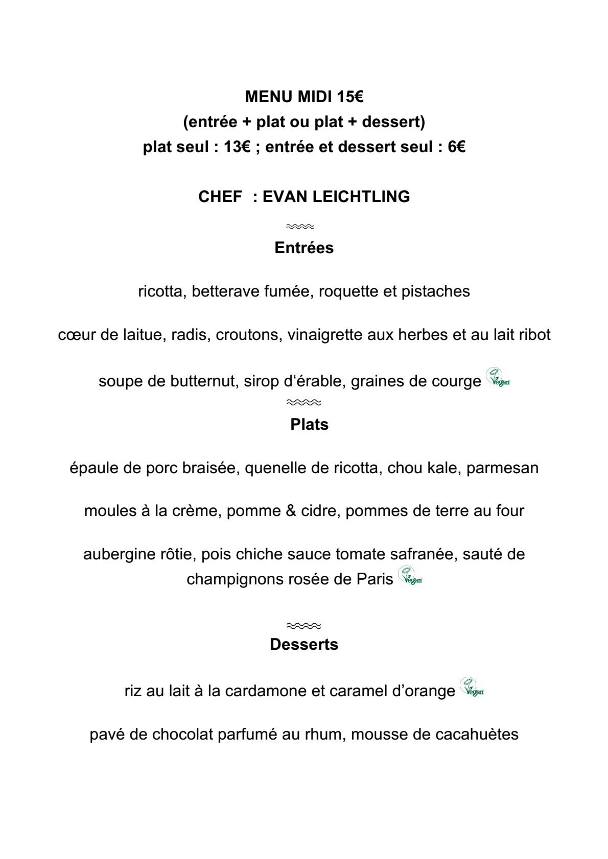 Dune paris 11 carte menu et photos for Cafe divan 75011