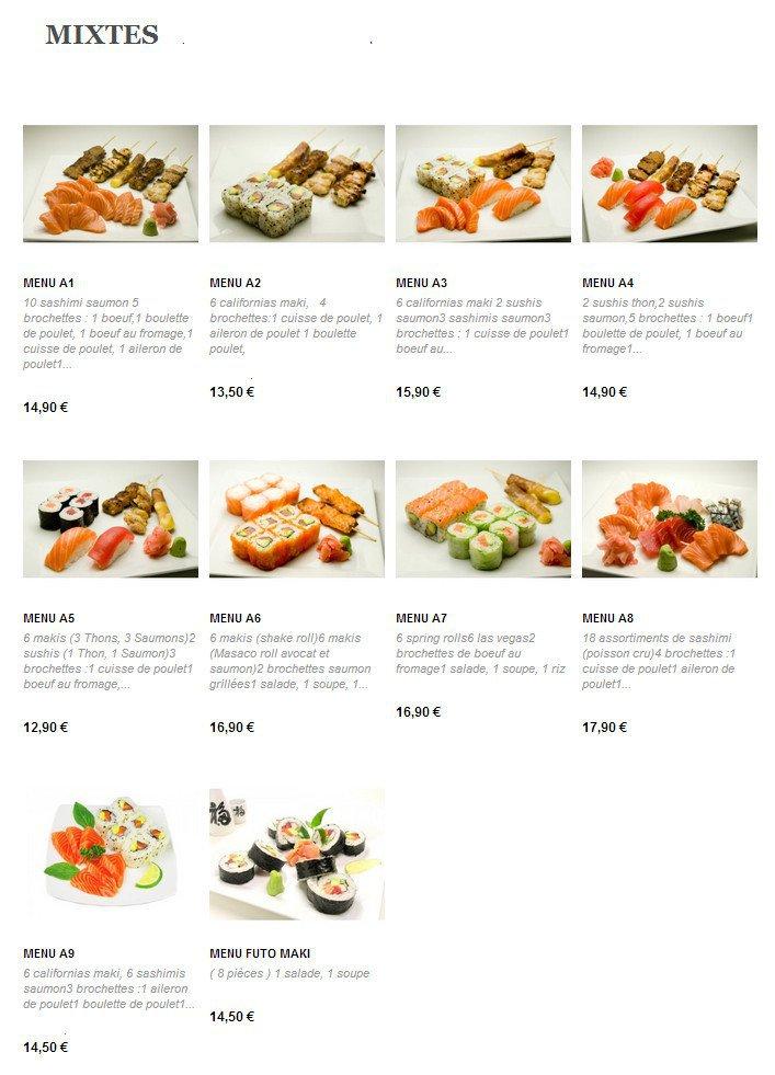 Th vert paris 17 carte menu et photos for Meubles japonais paris 17