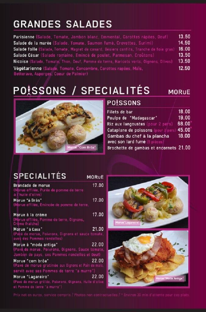 Terra latina pontault combault carte menu et photos - Buffalo grill pontault combault ...