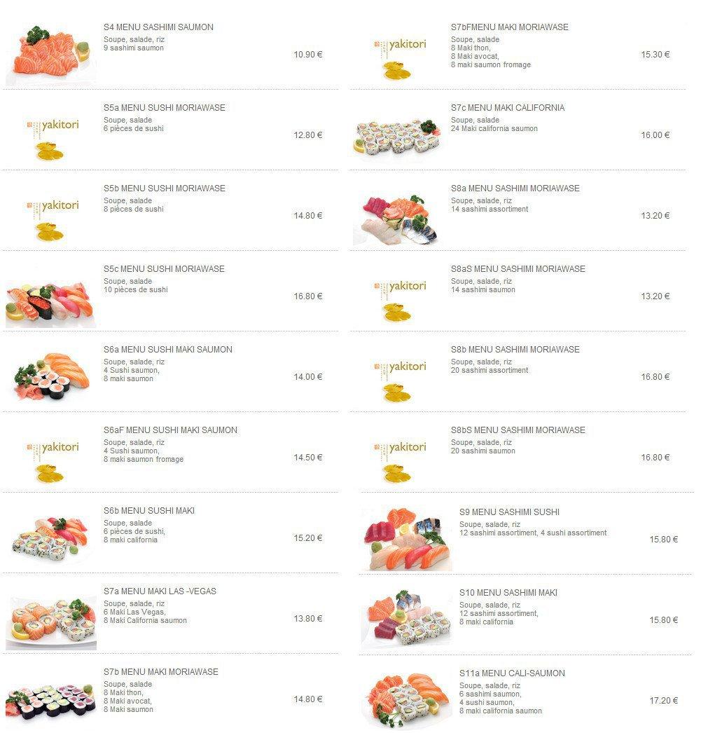 Restaurant Japonais Yakitori Chelles