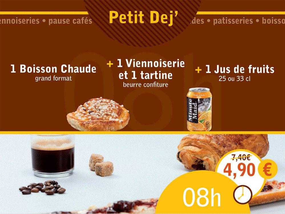Très Firmin à Roissy En Brie, carte et menu en ligne JQ44