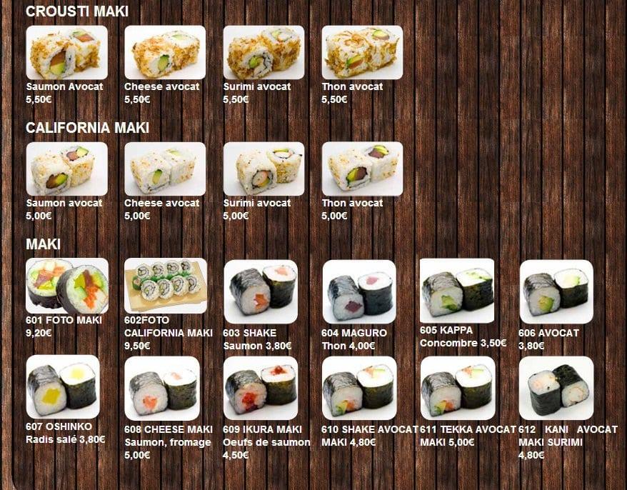 Restaurant Japonais Poissy
