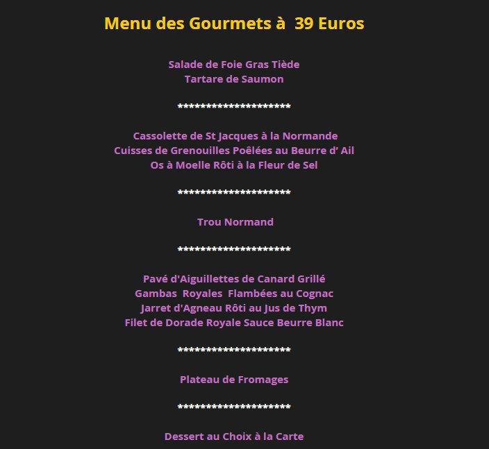 Restaurant Table D Agathe Corbie