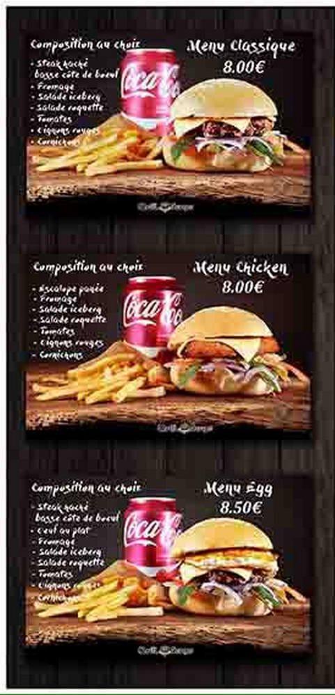 grill burger albi carte et menu en ligne. Black Bedroom Furniture Sets. Home Design Ideas