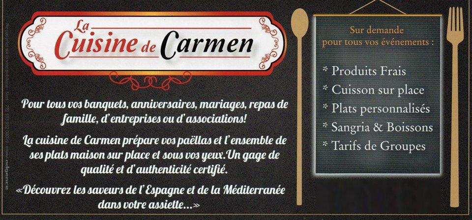 La cuisine de carmen cavaillon carte menu et photos for Buro espagnol