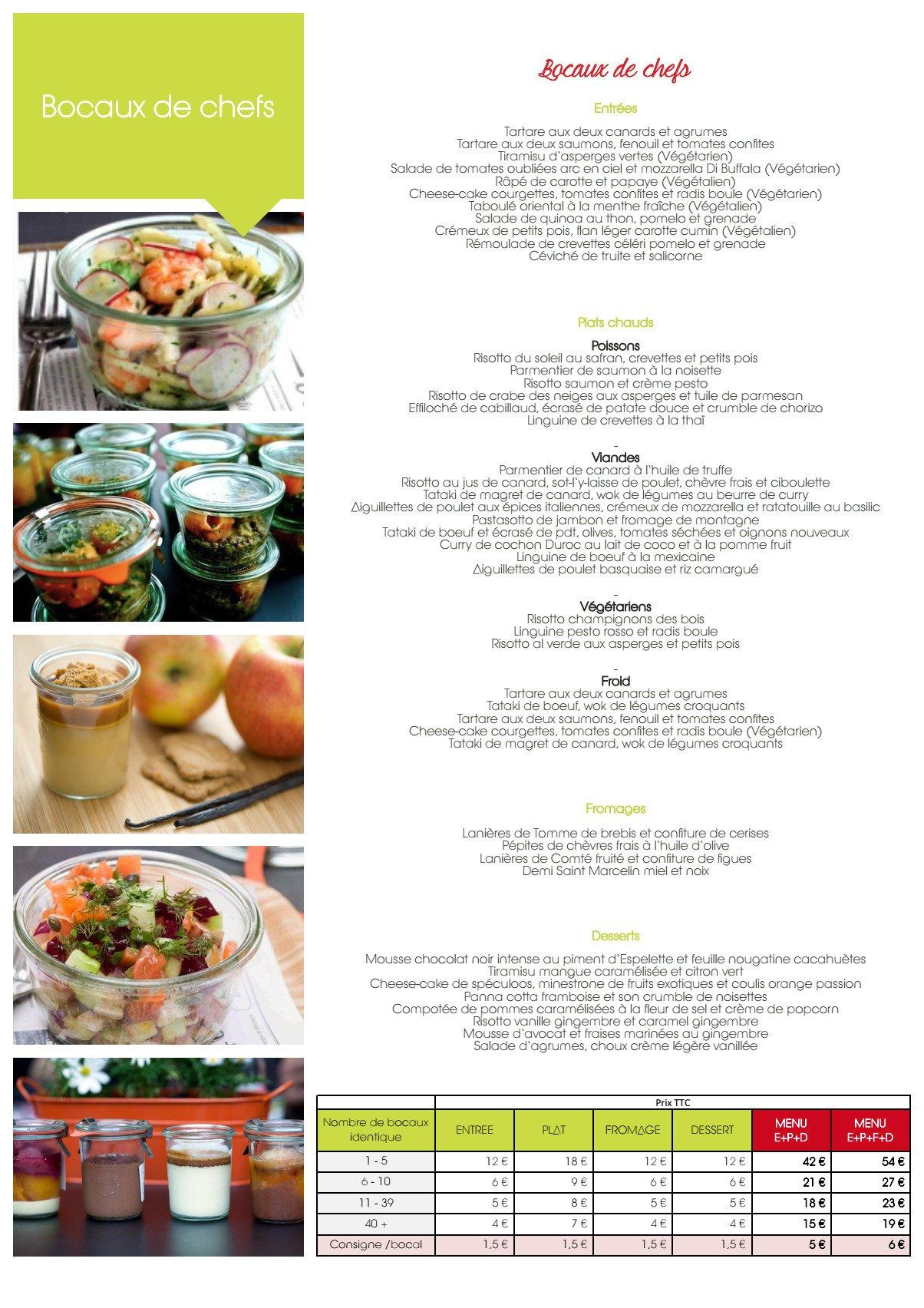 Cuisiner comme un chef poitiers carte menu et photos - Cuisine comme un chef ...