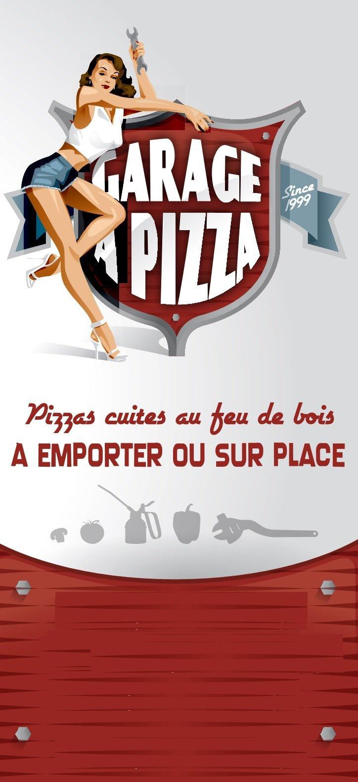 Le garage a pizza gerardmer carte menu et photos for Le garage a pizza