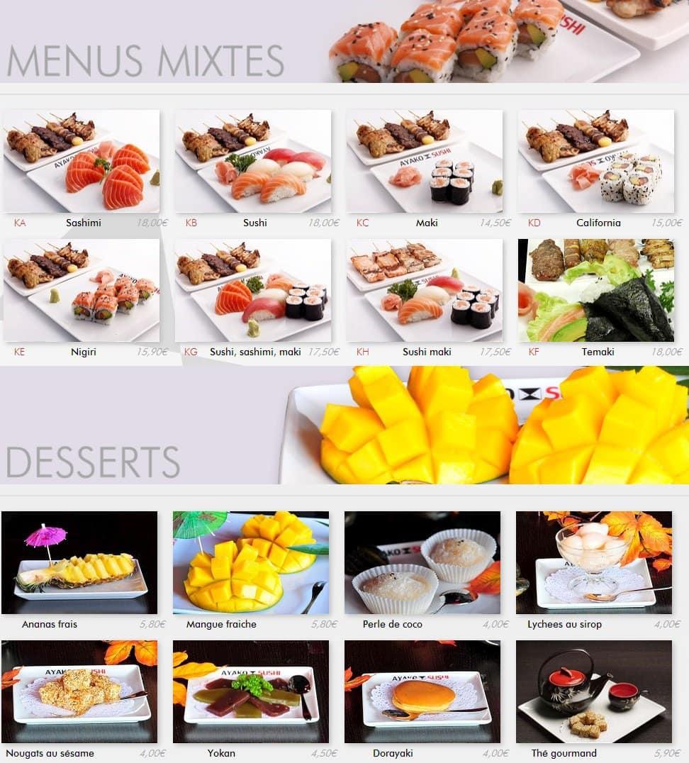 Restaurant Japonais Auxerre Clairions