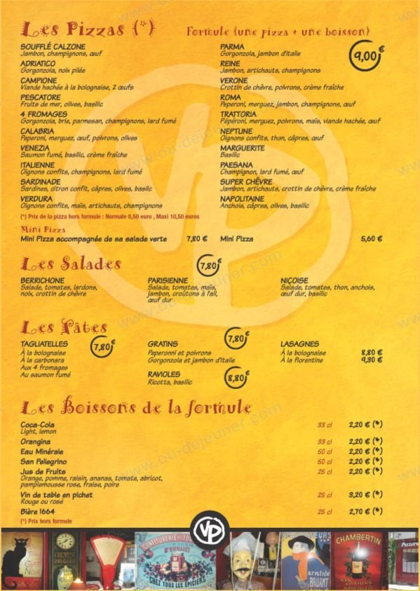 L 39 picerie dit viry pizza viry chatillon carte menu et photos - Table a pizza viry chatillon ...