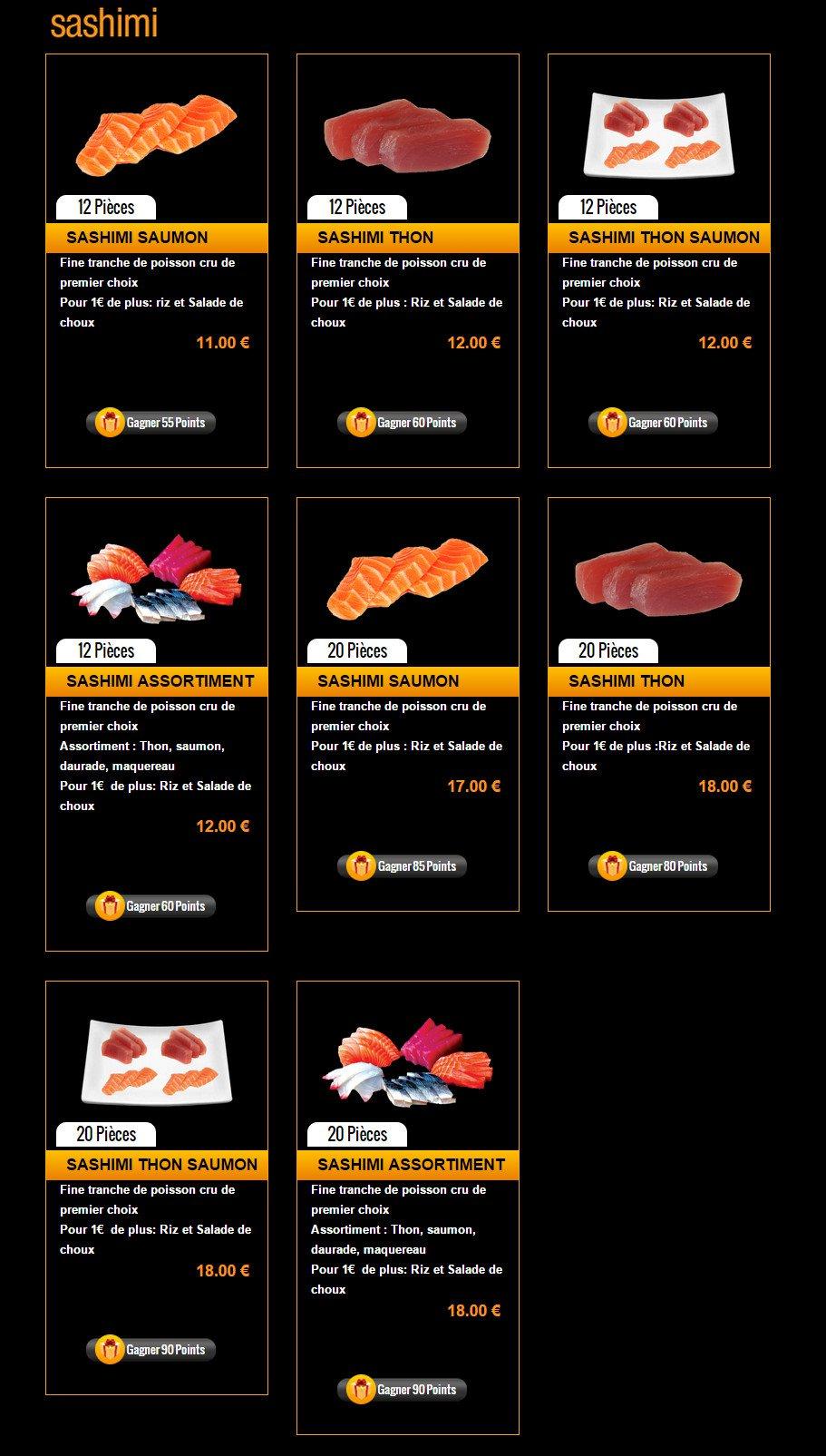 sushi story athis mons carte menu et photos. Black Bedroom Furniture Sets. Home Design Ideas