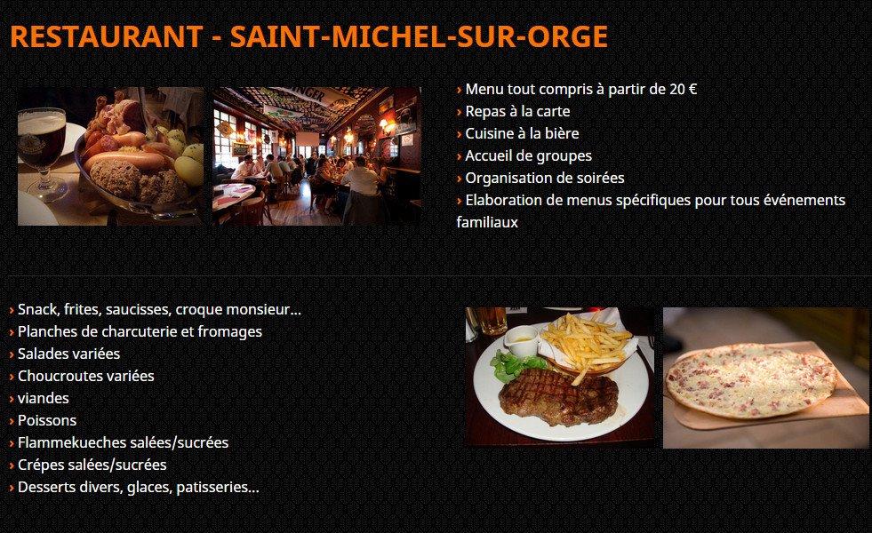entrecoquin Saint-Michel-sur-Orge