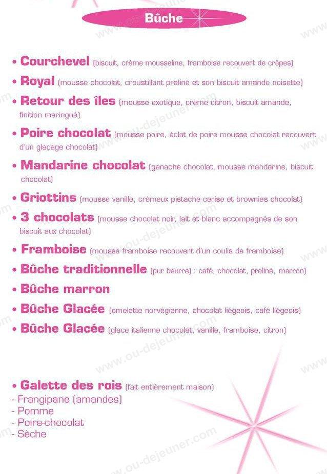 Restaurant Meiko Yerres Carte