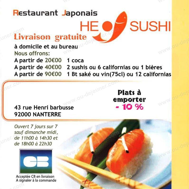 sushi rueil malmaison finest fabulous planet sushi rueil malmaison numero with planet sushi. Black Bedroom Furniture Sets. Home Design Ideas