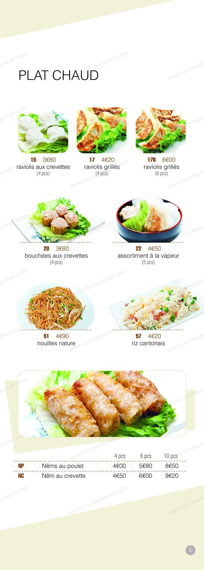 Restaurant Japonais Valenton