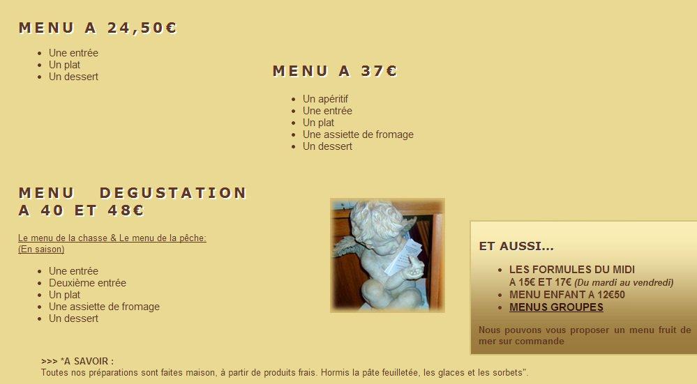 restaurant la terrasse rueil malmaison carte menu et photos. Black Bedroom Furniture Sets. Home Design Ideas