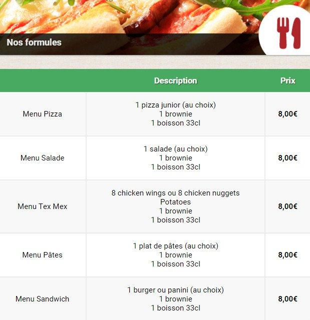 Allo Pizzaà Rosny Sous Bois, carte et menu en ligne # Pizzeria Rosny Sous Bois