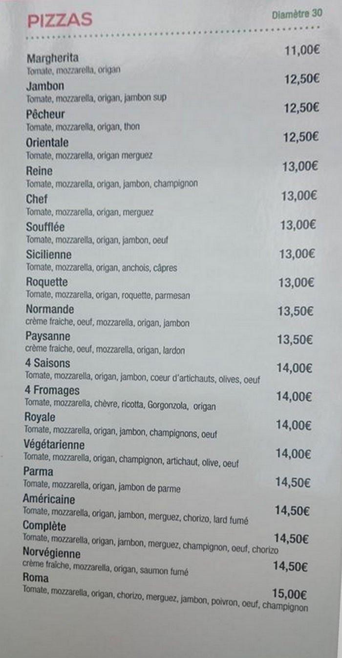 Gelateria Verdià Rosny Sous Bois, carte menu et photos # Pizzeria Rosny Sous Bois