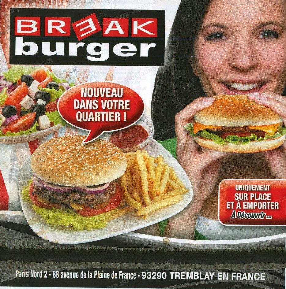 Break Burger Landshut