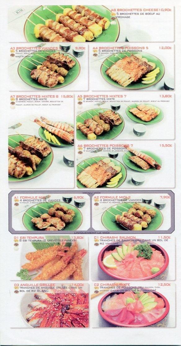 Kim à Les Pavillons Sous Bois, carte et menu en ligne ~ Pizza Pavillons Sous Bois