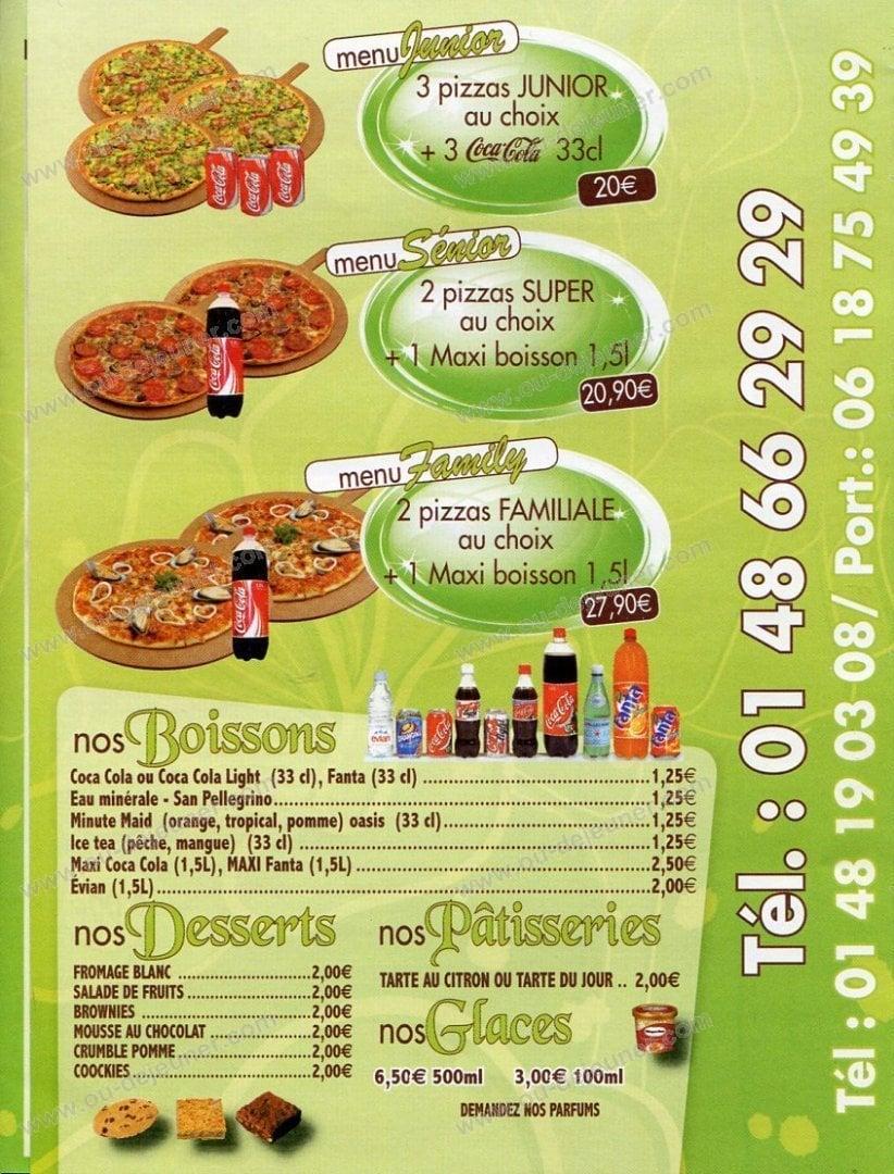 Family Pizza Aulnay Sous Bois u2013 Myqto com # Carte Grise Aulnay Sous Bois