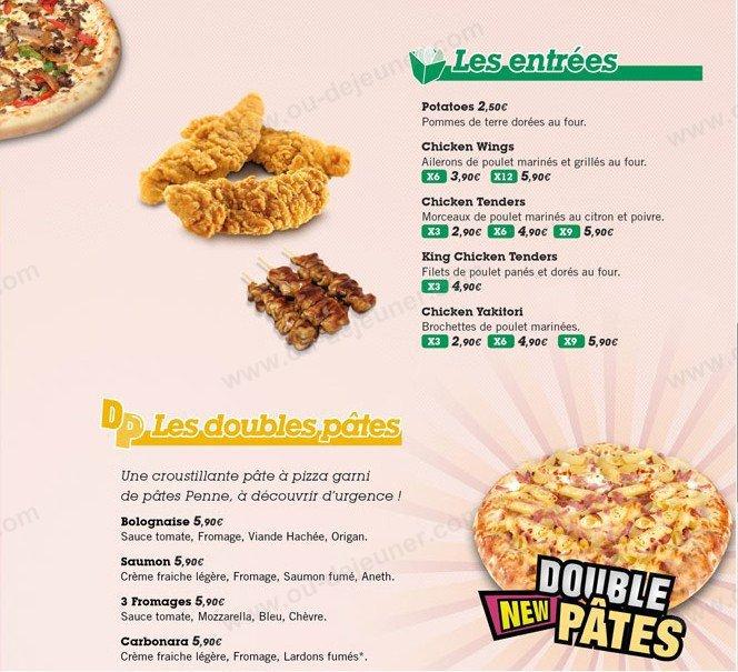 Le Cercle Pizzaà Aulnay Sous Bois, carte et menu en ligne # Le Cercle Pizza Aulnay Sous Bois