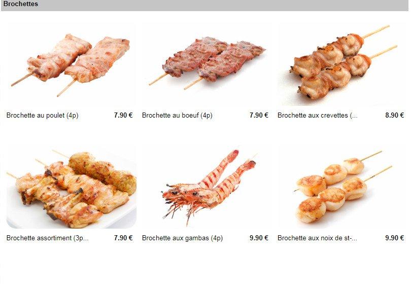 Ly Sushià Aulnay Sous Bois, carte menu et photos # Restaurant Japonais Aulnay Sous Bois