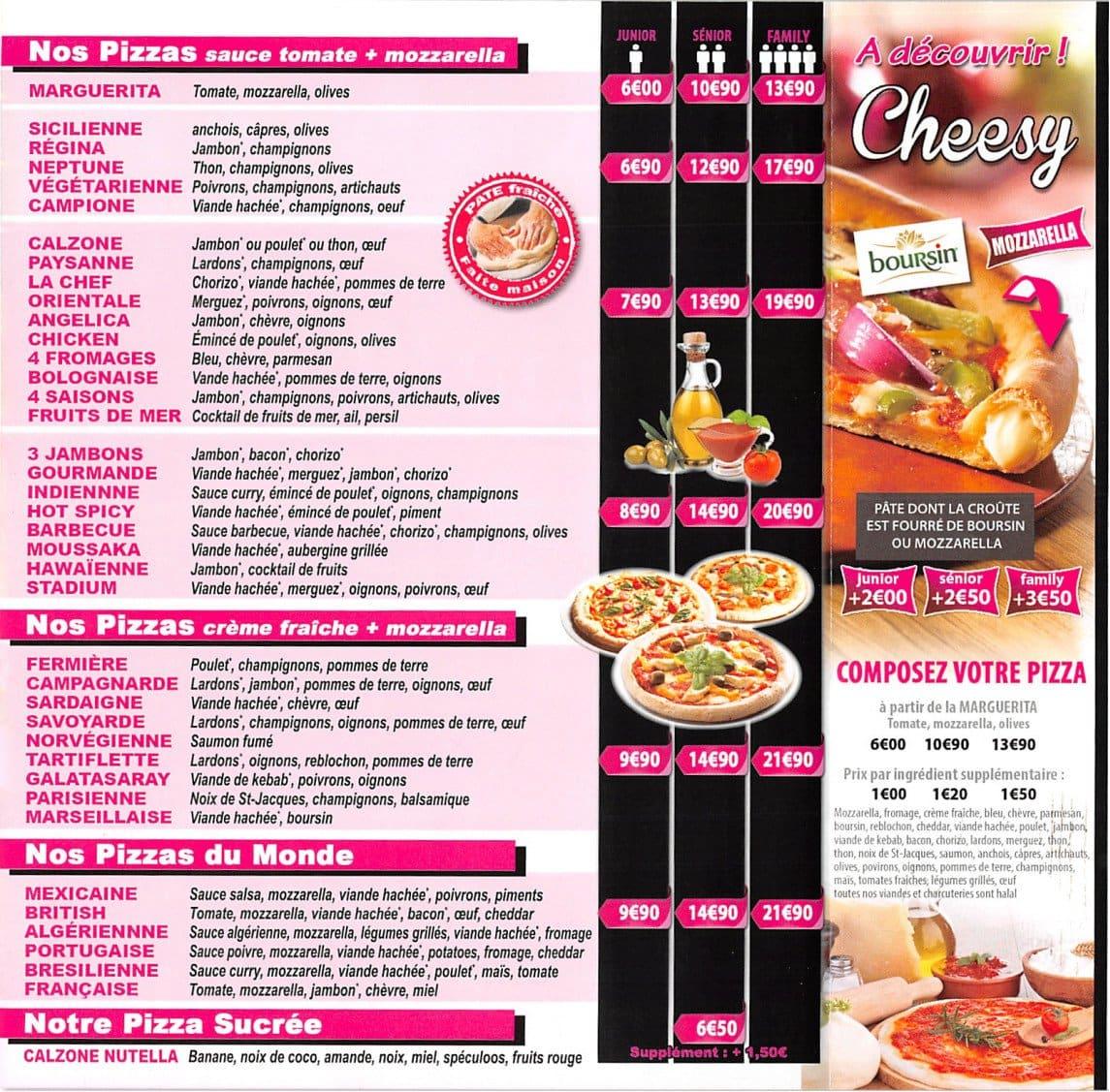 Pizzeria Domino Aulnay Sous Bois u2013 Myqto com # Le Cercle Pizza Aulnay Sous Bois