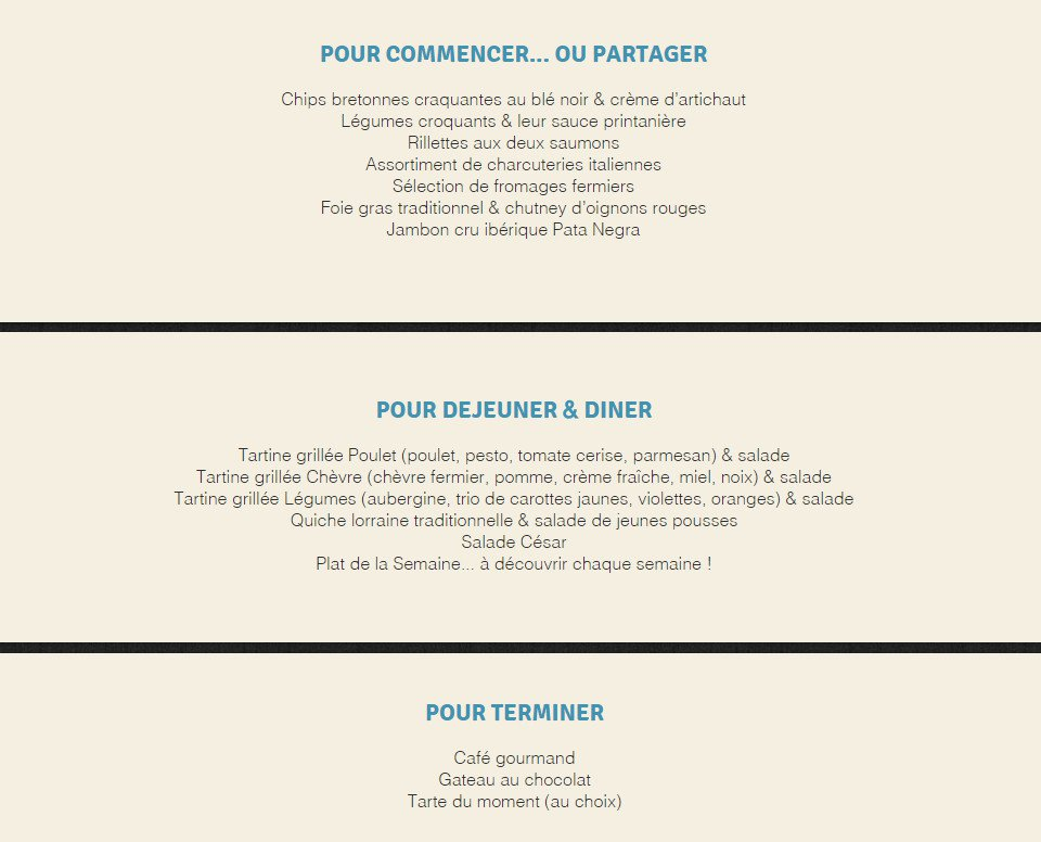 Verre y table joinville le pont carte menu et photos - Restaurant viroflay le verre y table ...