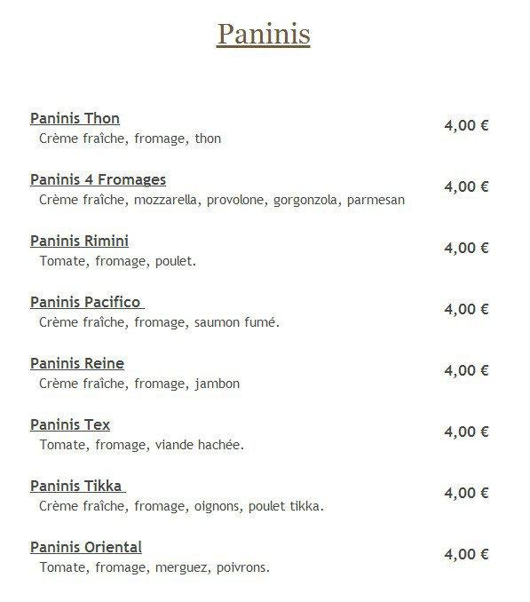 Le Pari S Restaurant Argenteuil