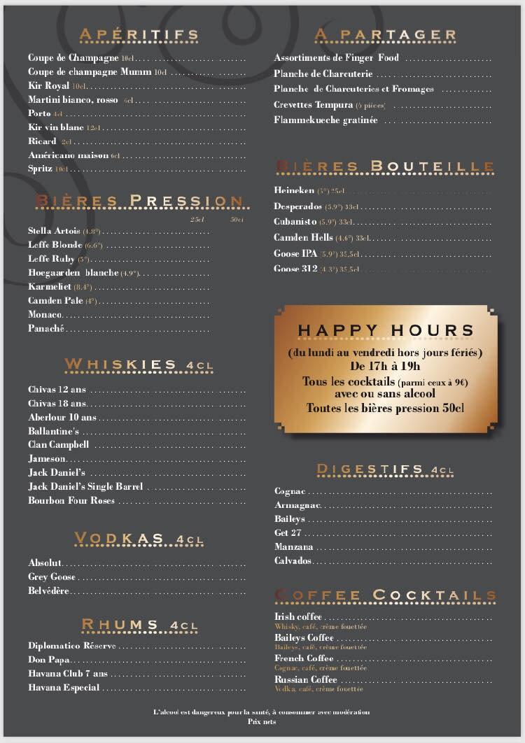 chester pub saint ouen l 39 aumone carte menu et photos. Black Bedroom Furniture Sets. Home Design Ideas