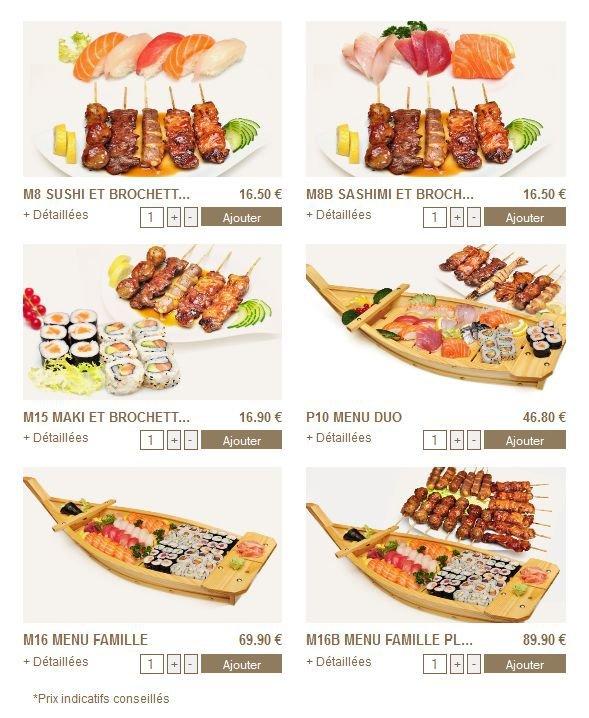 Restaurant Japonais Vaureal