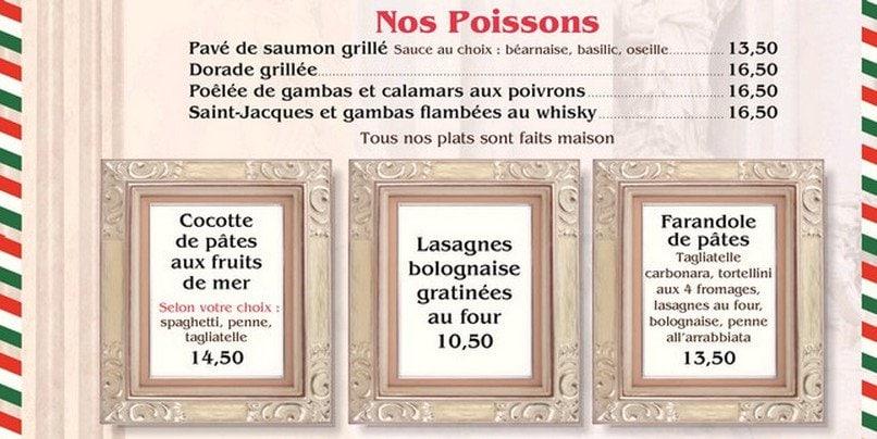 Villa cesar bezons carte menu et photos for Garage des barentins 95870 bezons
