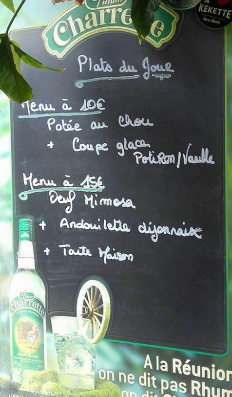 Le pittoresque saint pierre carte menu et photos for Le jardin reunionnais 97410