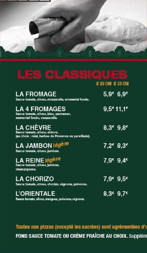 Carte Kiosque A Pizza.Le Kiosque A Pizzas A Saint Laurent Nouan Carte Et Menu En Ligne