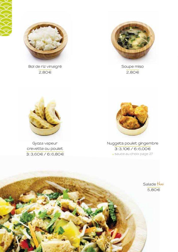 Nikki sushi salon de provence carte et menu en ligne for Sushi salon de provence