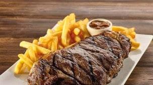 Buffalo Grill - Un steak frites