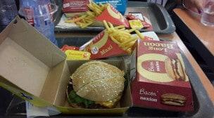 Quick - Burgers et frites