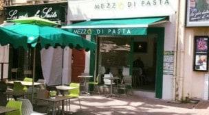 Mezzo Di Pasta - la terrasse