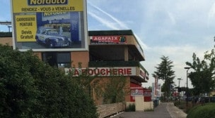 La Boucherie - Le restaurant