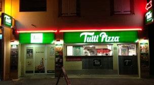 Tutti Pizza - Le restaurant