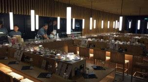 Matsuri - La salle de restauration