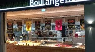 Ange boulangerie - La façade