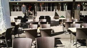 Les 3 Brasseurs - La terrasse